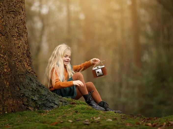 Kinderen / gezinnen in de natuur