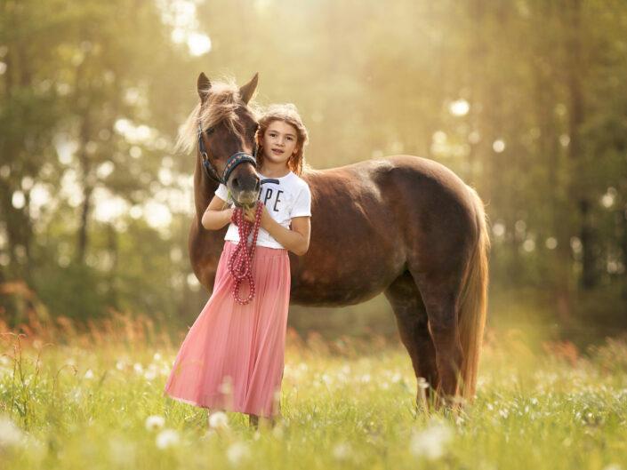 Pony- en paardenfotografie